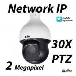2 Megapixel 30X IP PTZ