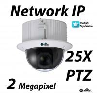 2 Megapixel 25X IP PTZ