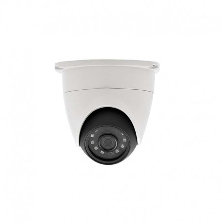 4MP 4-in-1 3.6mm Small Dome Camera with built-in junction box