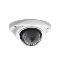 5MP TVI 4-in-1 2.8mm Dome Camera with Mic built-in