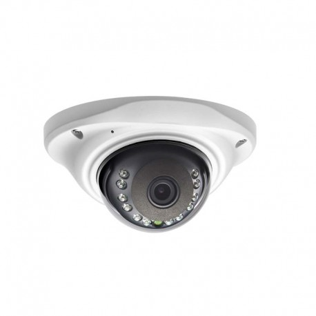 5MP TVI 4-in-1 2.8 Dome Camera with Mic built-in