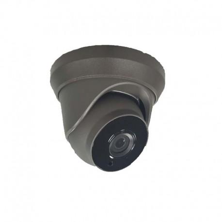 1080P HD-TVI Ultra Low-Light 3.6mm Gray Turret Camera