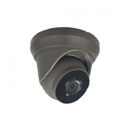 3MP HD-TVI 2.8mm Turret WDR Dome Camera