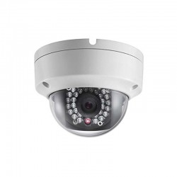 2MP IR Network 2.8mm Full Dome Camera