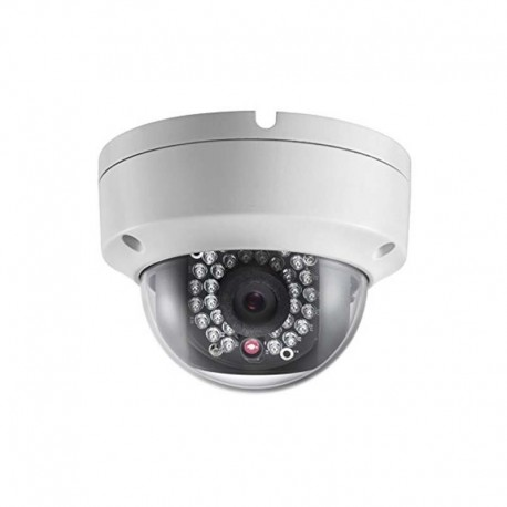 4MP WDR Network 4mm Full Dome Camera