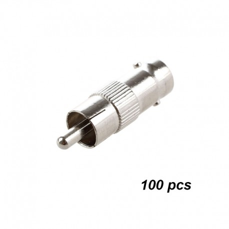 BNC Female to RCA Male Adapter