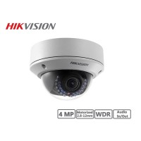 4MP Network IP Motorized Dome Camera 2.8-12mm