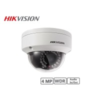 Hikvision 4MP Fixed Dome Network Camera