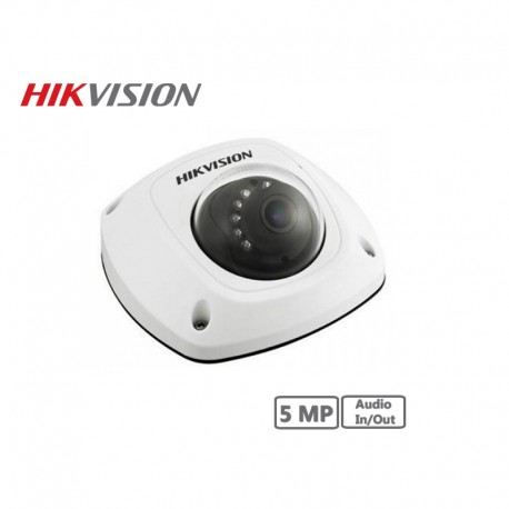 Hikvision 5MP Network Mini Dome Camera