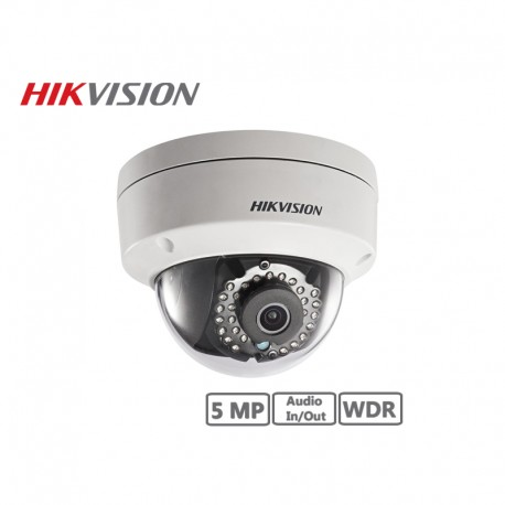 Hikvision 5MP WDR Network Full Dome Camera