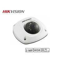 Hikvision 2MP Mini-Dome Network Camera