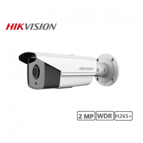 Hikvision 2MP Network Mini Bullet Camera H265+