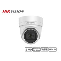 Hikvision 5MP Motorized 2.8-12mm Network Turret Camera H265+