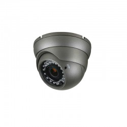 4 IN 1 - 2.4MP Varifocal 2.8-12mm Dome Camera - Gray
