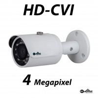 4 Megapixel HD-CVI DWDR Mini Bullet IR 3.6mm