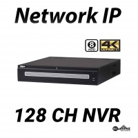 128 Channel NVR Super Series 4K H.265 8HDD