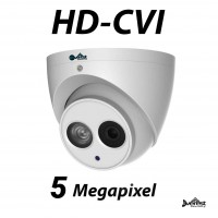 5 Megapixel HD-CVI Turret IR 2.8mm