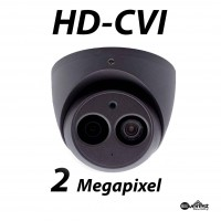 2 Megapixel HD-CVI Turret IR 2.8mm Built in Mic