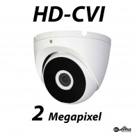 2 Megapixel HD-CVI Dome IR 2.8mm
