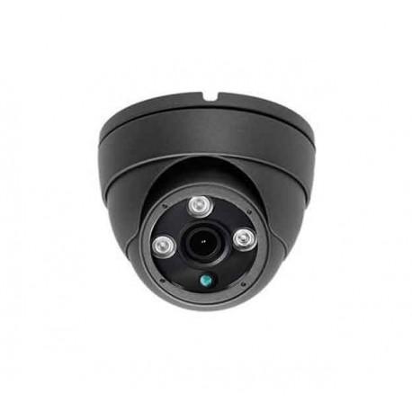 4 IN 1 - 2.4MP  Small Dome Camera 3.6mm Gray