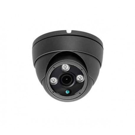 4 IN 1 - 2.4MP  Small Dome Camera 2.8mm Gray