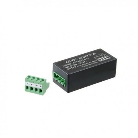 24V AC to 12V DC converter