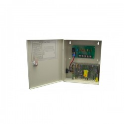 9 Ch Power Supply Unit (12V - 5A)