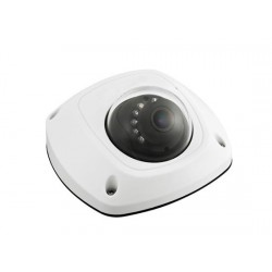 4MP IR WDR 2.8mm Mini Dome Camera with built-in Mic