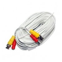 Siamese cable 100ft (white)