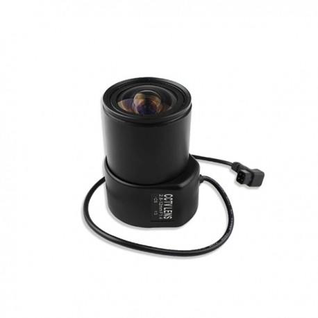 5-100mm CS CCTV Megapixel Varifocal Lens