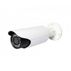 5 Megapixel Full HD Network Motorized IR Bullet