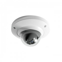 3 Megapixel Full HD Vandal-proof Network Mini Dome