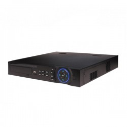 16 Channel NVR with 16 Port PoE