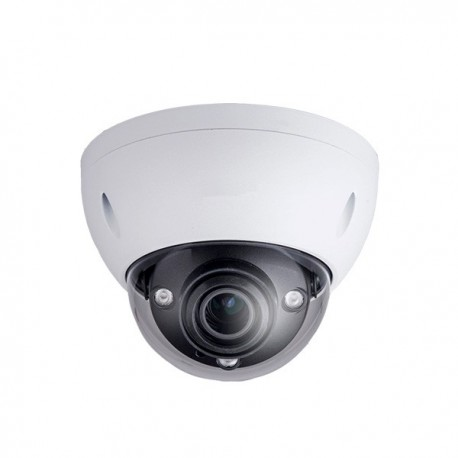 4 Megapixel HD Motorized Network Vandal-proof IR Dome