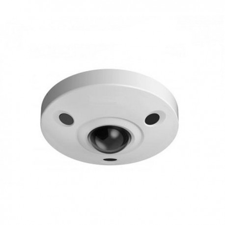 6 Megapixel Full HD IR Network Fisheye