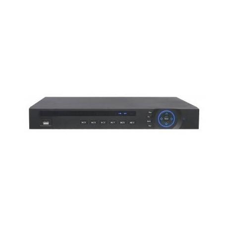 8 Channel 1U 8 PoE Network Video Recorder