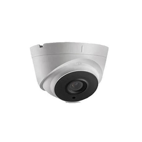 3 Megapixel HD-TVI 2.8mm Turret WDR Dome Camera
