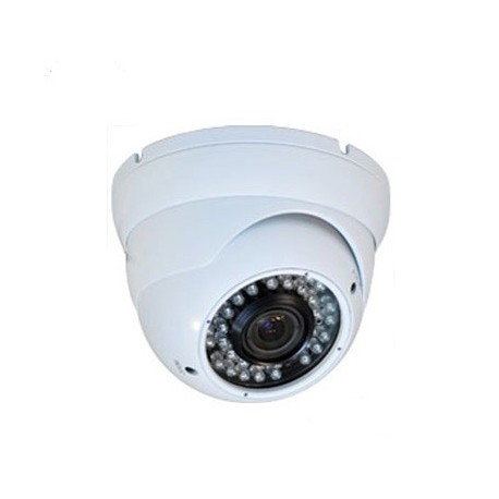 "2.4 MP "" 4 In 1"" Dome - 2.8-12mm"