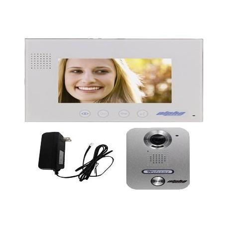 Alpha Two-Wire Video Intercom Kit