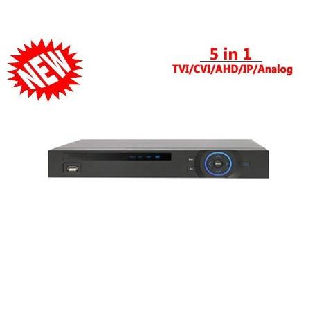 4 Channel XVR 1080P Lite Mini 1U Digital Video Recorder