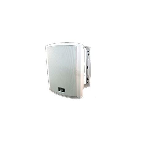 6.5″ Coaxial Speaker, 70/25 Volt Transformer - Black