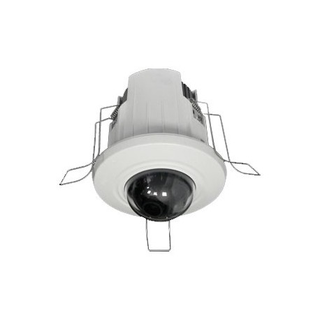 "2 MP Indoor ""In Ceiling"" IP Network Dome Camera - Wireless"
