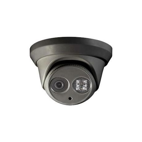 4 MP Exir 2.8mm Black Turret Network Camera