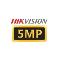Hikvision 5MP Cameras